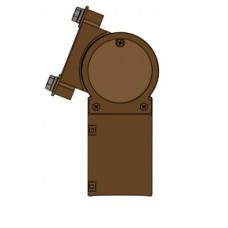 Bracket Bronze Zenaro Adjustable Tenon